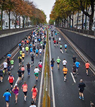 Prevenir lesiones en una Maratón